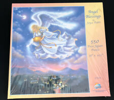 Angel Blessings  by Joyce Patti SunsOut  550 pc Jigsaw Puzzle New Sealed