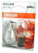 P21/4W OSRAM Original Spare Part 2st. 12V  21W/4W Blister 7225-02B