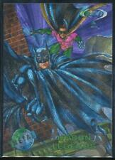 1995 Batman Forever Metal Trading Card #98 Urban Legends