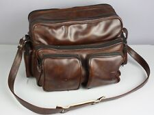 Vintage Brown  Camera Bag