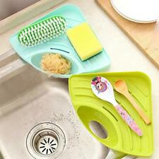 Sink Caddy Saddle Kitchen Organizer Storage Sponge Holder Rack Tools