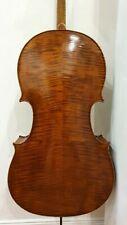 Nr. 687 altes  Cello mit Zettel und stempel Vincenzo Posttiglione guter  Klang