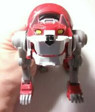 VOLTRON - Legendary Defender ~ RED LION / Playmates (2017) ~ USED & INCOMPLETE