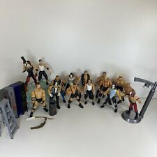 WCW Bundle Figures And Accessories