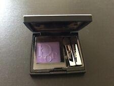 Dior Diorshow Mono Wet & Dry Backstage Eyeshadow 167 IT Purple With Velvet Pouch