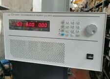 CHROMA 6415 PROGRAMMABLE AC POWER SOURCE  (BALER)