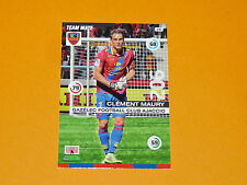 CLEMENT MAURY GAZELEC AJACCIO FOOTBALL ADRENALYN CARD PANINI 2015-2016