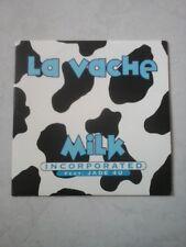 CD 2 TITRES - LA VACHE - MILK INCORPORATED - FEAT.JADE