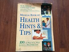 Medical Book of Health Hints & Tips by Consumer Guide store#6183