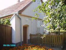 """ehem. kleines Bauernhaus in Ungarn Nähe """"Csorna"""""""