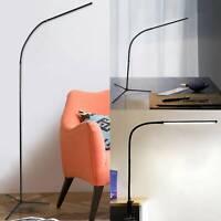 Floor Standing Dimmable Light LED Reading Lamp Adjustable Table Desk Lighting