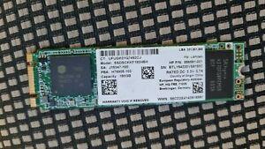 intel 180GB M.2 SSD WINDOWS 10 pro loaded