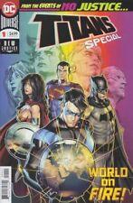 Titans Special #1 Batman Superman Wonder Woman Stock Image NM Combine Shipping