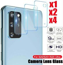 For Galaxy S20 Ultra S20 HD Clear Camera Tempered Glass Lens Protector Cover