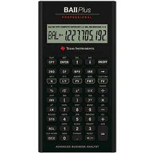 Texas Instruments IIBAPRO/TBL/4E6 Professional Financial Calculator