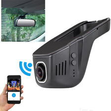 170° Wide Angle 1920*1080 HD Car Wifi Hidden DVR Camera Camcorder Waterproof 12V