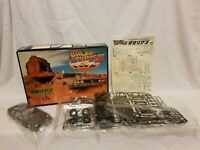 Back To The Future Part 3 1:24 Scale Delorean Model Kit ERTL 1990 Aus Seller