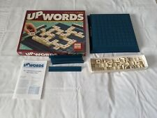 1997 Milton Bradley Upwords Game Complete