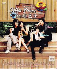 Coffee Prince No. 1 Korean Drama DVD with Good English Subtitle