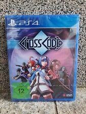 Cross Code (Playstation 4, PS4) - BRANDNEU, SEALED