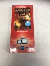 MacGyver Complete 4th Season Dvd Set