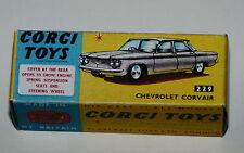 Reprobox Corgi Toys Nr. 229 - Chevrolet Corvair