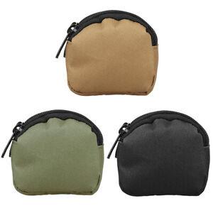Outdoor Molle Pouch Camping Zipper Waist Bag Key Coin Small Purse Organizer