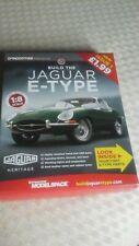 Deagostini Build Your Own 1/8th Jaguar E- type Issue 1