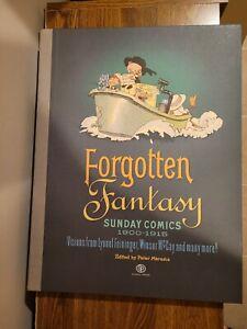 FORGOTTEN FANTASY SUNDAY Press Books 1900-1915 hardcover