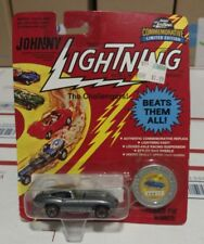 Johnny Lightning CUSTOM XKE Silver 1993 Commemorative Limited Edition