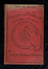 Farwell, Eveline Michell; Fingers and Fortune. David Stott 1886 Fair