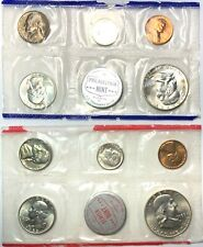 United States 1959 Mint Set - P&D in Orig. Cellos - Bright Lovely Coins Look!!