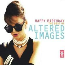 Altered Images : Happy Birthday: The Best of Altered Images CD (2007) ***NEW***