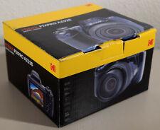 KODAK PIXPRO AZ528 16MP Digital Camera, HD Video, Wi-Fi, 52X Zoom, 24mm Blue NEW