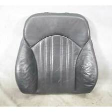2000-2003 BMW E39 M5 Front M Sports Seat Backrest Black Nappa Leather Heat OE