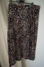 AUTHENTIC MARKS & SPENCER MAXI JERSEY STRETCH COOL COMFORT SKIRT 24 NEW