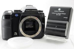 [Excellent] KONICA MINOLTA α Sweet Digital MAXXUM APS-C CCD sensor w/ Charger