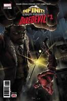 Infinity Countdown Daredevil #1 Marvel Comic 1st Print 2018 NM