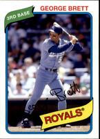 2012 Topps Archives Baseball #117 George Brett Kansas City Royals