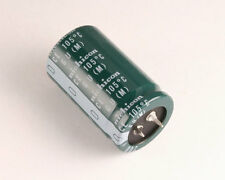 5x 1500uF 200V Radial Snap In Mount Electrolytic Aluminum Capacitor 105C 200VDC
