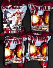 WizKids Heroclix IRON MAN 3 MARVEL COMICS FOIL PACK MINIATURES LOT OF 15 PACKS