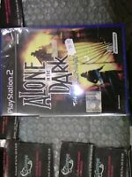 ALONE IN THE DARK the new nightmare  PS 2 PAL NUOVO