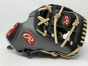 "Rawlings Heart of the Hide Hyper Shell 11.5"" Infield Baseball Glove PRO204-2BCF"