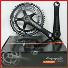 NOS CAMPAGNOLO MIRAGE 10S SPEED CRANKSET 170mm 53/39T ULTRA TORQUE ROAD BICYCLE