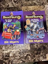 Blood Hounds Inc. 1/2 The Ghost Of KRZY And The Mystery Of The Invisible Knight