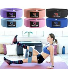 Resistance Band Booty Band Pro Hip Circle Repton Glute Shaping Fabric Bands RFG
