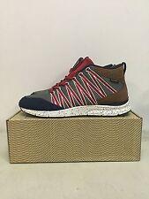 Gourmet Footwear Corridore Shoes Charcoal Men Sneakers New 100322 CHAR/VGTN 8.5