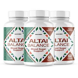 (3 Pack) Official Altai Balance Advanced Formula, Original Supplement, 3 Pack