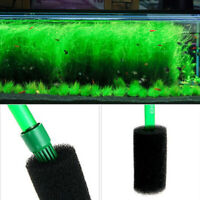 2/10x Aquarium Fish Tank Water Inlet Protection Filter Bio Foam Sponge Reusable