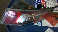 2008 honda civic type r o/s rear bumper light